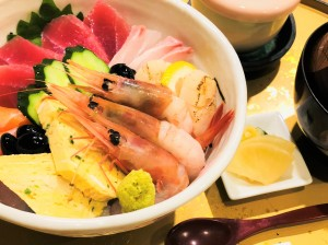 #武蔵小金井 #和食 #海鮮丼
